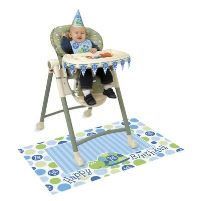 Unique Party 1st Birthday High Chair Kit