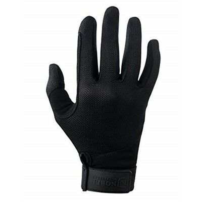 Noble Outfitters Perfect Fit Cool Mesh Glove - Black - 6