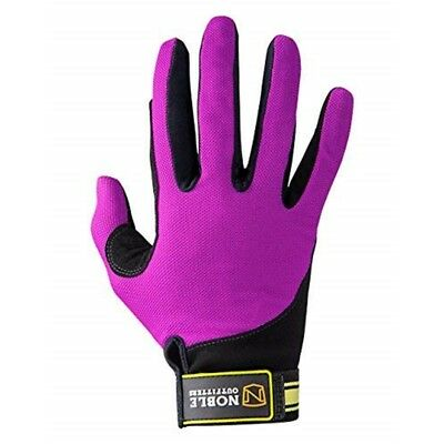 Noble Outfitters Perfect Fit Cool Mesh Glove - Blackberry - 6