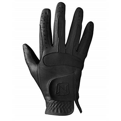 Noble Outfitters Show Ready Leather Glove - Black - 9