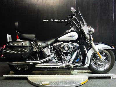 2013 Harley-Davidson Flstc Heritage Softail Classic 103 1690 Only 1,900 Miles