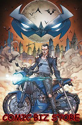 Nightwing #53 (2018) 1St Printing Pantalena Variant Cover Bagged & Boarded Dc