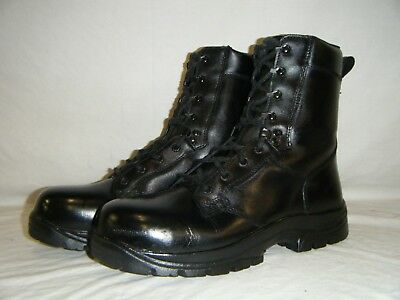 British Army Issue MAGNUM Combat Para Work Hiking Boots Steel Toe Cap Size 10.5