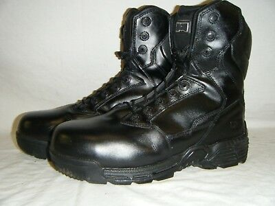 British Army Issue MAGNUM Combat Para Work Hiking Boots Steel Toe Cap Size 10 (3