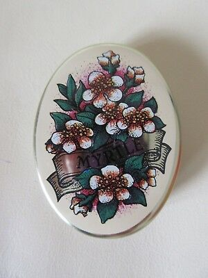 Vintage Myrtle Tin Complete With Soap Gilchrist And Soames London