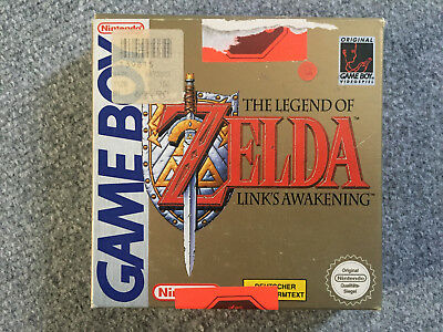 The Legend of Zelda OVP Nintendo Game Boy