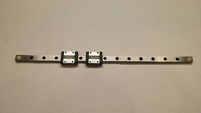 Schaeffler Ina KUME-12 Linear Rails with Blocks  365mm