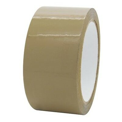 Polyprop Packaging Tape Brown 48mm X 66m