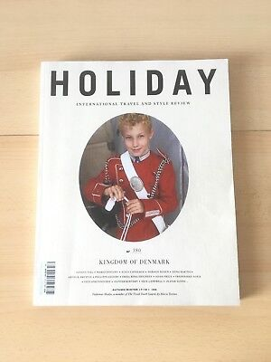 Holiday Magazine Issue 380 Kingdom of Denmark theme, excellent condition