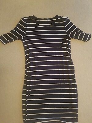 Womans Size 10 Blooming Marvellous Mothercare Maternity Dress