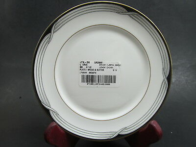 """Lenox Debut Collection Erica Set of 6  Bread & Butter Plates, 6 1/2"""" New"""