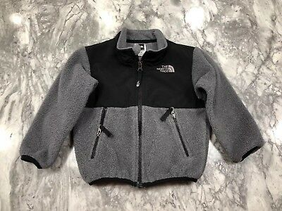 Excellent Used Condition Toddler Boys Size 2T The North Face Denali Jacket