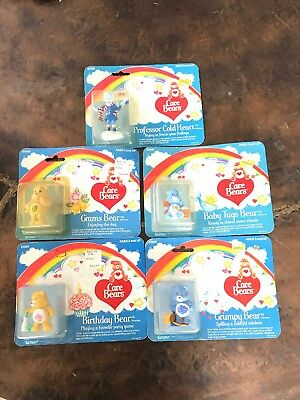 care bears figures lot Vintage