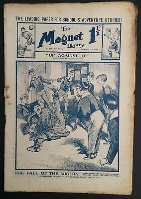 The Magnet Library Comic - 670 - Dec 11th 1920  Vintage