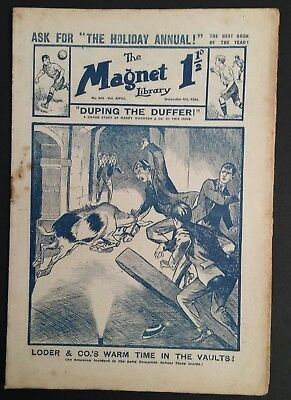 The Magnet Library Comic - 669 - Dec 4th 1920  Vintage