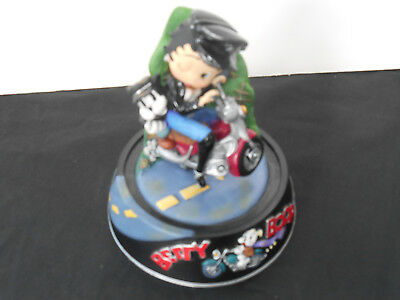 """Betty Boop """" Born To Be Boop  """" Limited  Ed.sculpture"""" 4 3 /4 """" Tall Year 1997"""