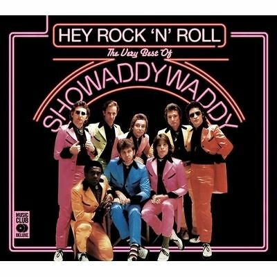 Hey Rock N' Roll The Very Best Of Showaddywaddy, The Showaddywaddy, Audio CD, Ne