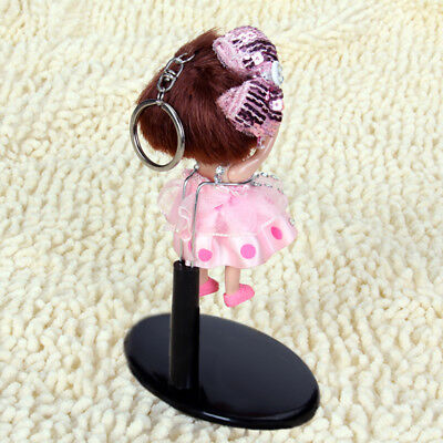 Adjustable Stand Display Holder 8-9cm for Barbie Doll or Teddy Bear Accs