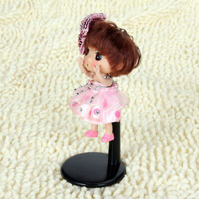 Adjustable Doll Stand Display Holder 11-14cm for Barbie Doll Teddy Bear Accs