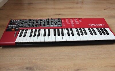 NORD LEAD A1: Analog Modeling Synthesizer