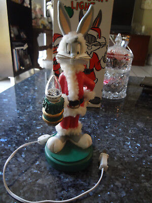 Bugs Bunny Christmas Lamp Designed Exclusively For The Warner Bros.studio Store