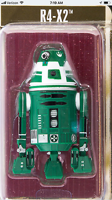R4-X2 Resistance Astromech Droid Figure 2017 The Last Jedi Star Wars TLJ ..LOOSE