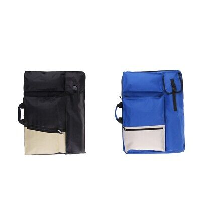 Art Canvas Bag Water Proof For Drawing Art Supplies Painting Sketch Backpack