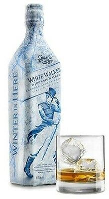 Game of Thrones White Walker by Johnnie Walker Limited Edition