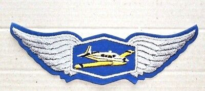 Vintage Airplane Patch