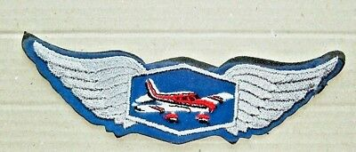 Vintage Airplane Patch - 2