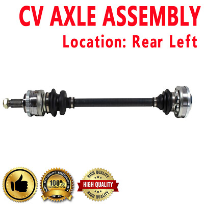 Right CV Joint Axle for Can Am Commander 800 Complete Rear Left 1000 11-14