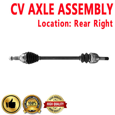 FRONT LEFT /& RIGHT CV Axle Shaft For SATURN OUTLOOK 2007-2010