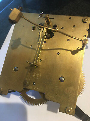 Vintage German Clock Movement