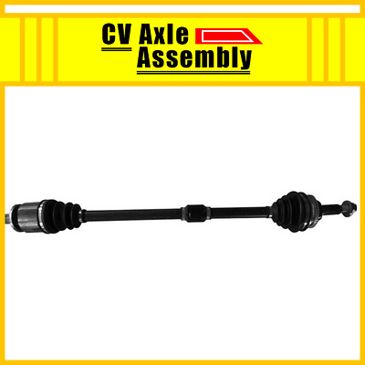 1x Front Passenger Side CV Axle For SUZUKI FORENZA RENO Automatic Transmission