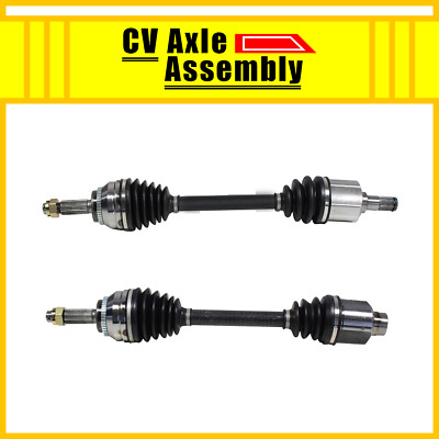 NCV37558 CV Axle Joint Assembly Shaft Front Right for Hyundai Tiburon GT GTP AT MT 2.7L Replacement No