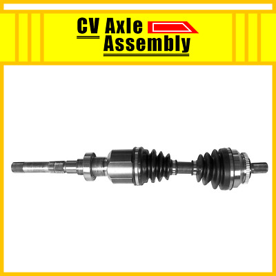 FRONT RIGHT CV Axle Passenger 1 PCS For VOLVO S80(FWD;L6 2.9L;With Visco Clutch)