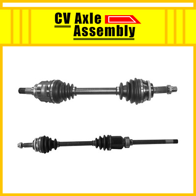 Front Pair CV Axle Assembly for TOYOTA MATRIX 03-06 AWD