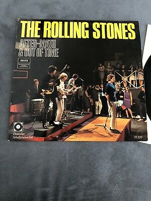The Rolling Stones After-Math & Out Of Time