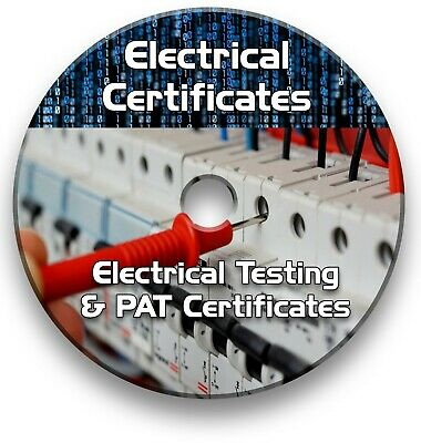 ELECTRICAL TESTING CERTIFICATES, DOWNLOAD 17th EDITION EICR 3rd AMENDMENTS 2015
