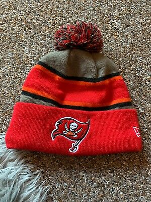 new styles f31d3 ad165 ... coupon for nfl new era bobble hat tampa bay buccaneers a901c 68754