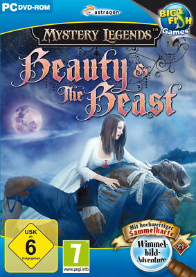 Mystery Legends: Beauty And The Beast (PC)