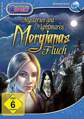 Mysteries And Nightmares: Morgianas Fluch (PC, 2014)
