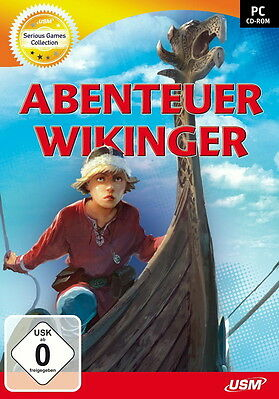 Serious Games Collection: Abenteuer Wikinger (PC, 2013)