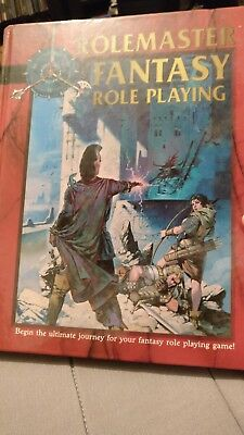Rolemaster 4 Fantasy Role Playing