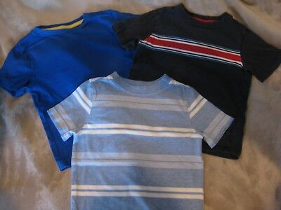 Lot of 3 Boys' Short Sleeve Old Navy, Jumping Beans, JK Shirts - Size 3T