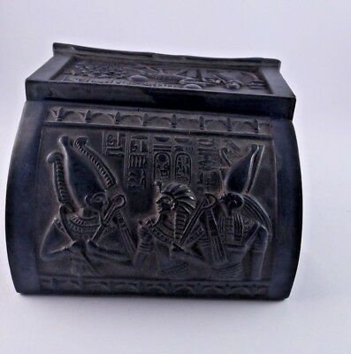Rare Ancient Egyptian Antique Box Bc