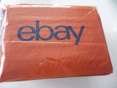 eBay Branded Packaging Padded Mailers 160mm x 220mm 40mm Lip x 50