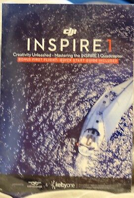 dpi Inspire 1 - training from KelbyOne training. Brand new and sealed.