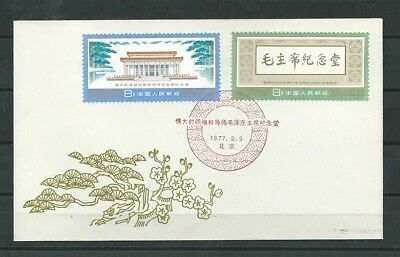 VR-China,Mi.1373-74,FDC, look scan