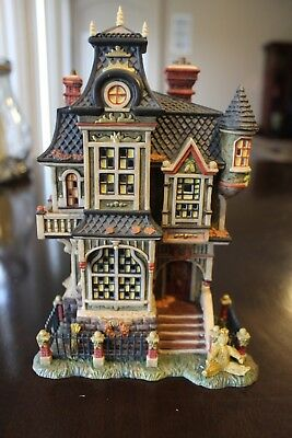 Department 56 Dickens Village All Hallows Eve  Barleycorn Manor 58731